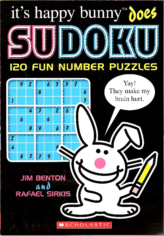 nice happy bunny quotes. It#39;s Happy Bunny Sudoku