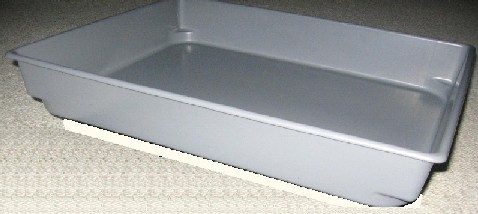36 Inch Plastic Catch Basin