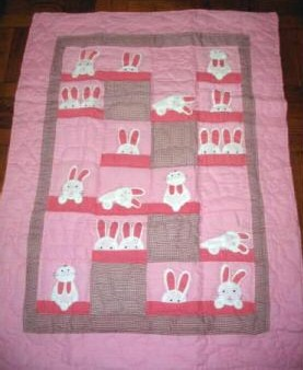 Bunnyrabbit Com Home Decor Afghan Rabbit Blanket Rabbit
