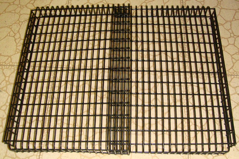 Pvc Coated Wire 1 2 X 1inch Medium Wire False Floor Riser Most Popular