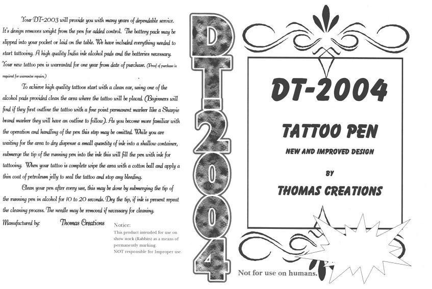 Dragon Tattoo Tattoo Care Instructions